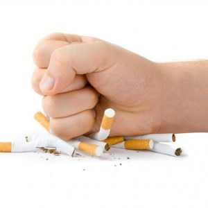 combate ao fumo